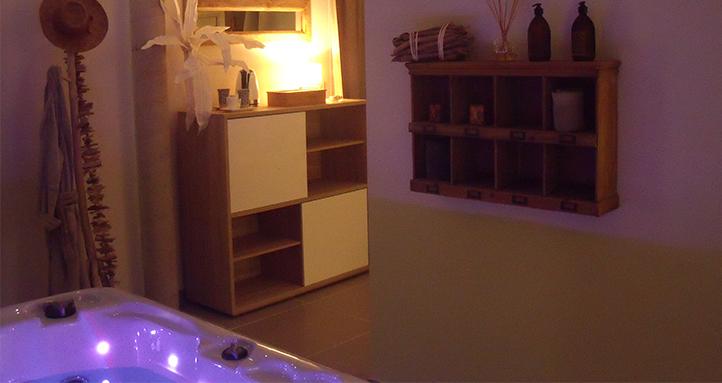 Le carpe noctem chambre d h tes de charme avec jacuzzi - Chambre d hote castelnau le lez ...