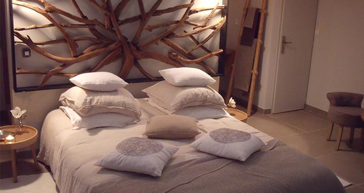 le carpe noctem - chambre d'hôtes de charme avec jacuzzi privatif